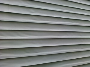 Is your siding melting?